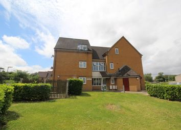 Thumbnail 1 bed flat to rent in Harrison Way, Shepperton