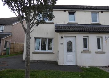 Thumbnail 3 bed semi-detached house for sale in Y Vaarney Yiarg, Castletown, Isle Of Man
