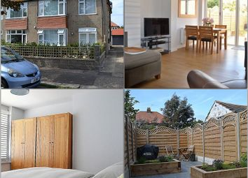 Thumbnail 2 bed flat for sale in Aglaia Road, Worthing