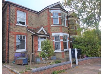 Thumbnail 3 bed semi-detached house for sale in Kingsley Avenue, London