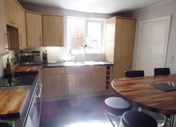 Thumbnail 3 bedroom flat for sale in St. Johns Terrace, Newport Pagnell