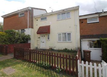 Thumbnail 3 bedroom terraced house for sale in Defiant Close, Walderslade, Kent
