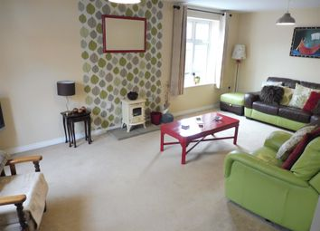 Thumbnail 4 bedroom detached house for sale in Hectors Way, Oakham