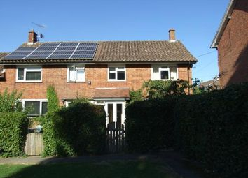 Thumbnail 3 bed end terrace house for sale in Strand Meadow, Burwash, Etchingham, East Sussex