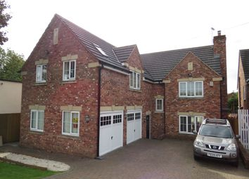 Thumbnail 5 bed detached house for sale in Derby Road, Eastwood, Nottingham