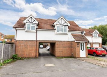 Thumbnail 2 bed maisonette to rent in Shaw Drive, Walton-On-Thames
