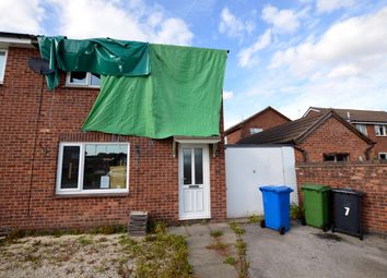 Thumbnail 3 bed semi-detached house for sale in Brushfield Road, Linacre Woods, Chesterfield