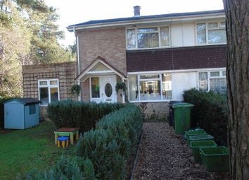 Thumbnail 1 bed flat to rent in College Piece, Mortimer, Reading
