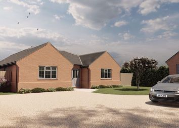 Thumbnail 3 bed detached bungalow for sale in Norwich Road, Long Stratton, Norwich