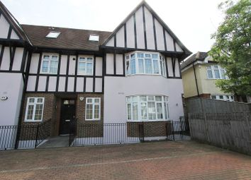 Thumbnail 3 bed maisonette for sale in Eaton Court, Sinclair Grove, Golders Green, London.