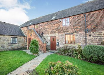 Thumbnail 3 bed barn conversion for sale in Far Laund, Belper