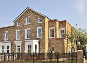 Thumbnail 2 bedroom flat to rent in Clifton House, Royal Parade, Chislehurst, Kent