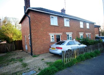 Thumbnail 2 bed semi-detached house for sale in Hereward Road, Spalding