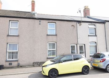 Thumbnail 2 bed terraced house for sale in Belle Vue Road, Cwmbran
