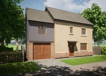 Ellersdown Lane, Brushford, Dulverton TA22. 4 bed detached house for sale