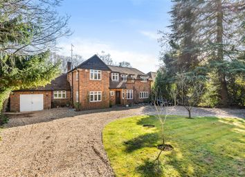 Thumbnail 5 bed detached house for sale in Bridle Lane, Loudwater, Rickmansworth