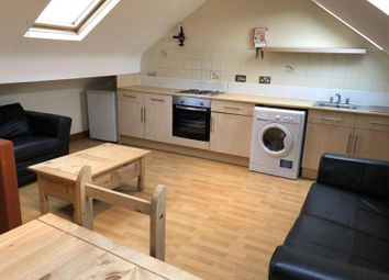 Thumbnail 3 bed flat to rent in Monthermer Road, Cathays, Cardiff