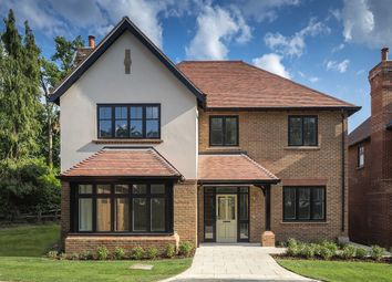 Thumbnail 5 bed detached house for sale in Knights Park, Bletchingley Road, Godstone
