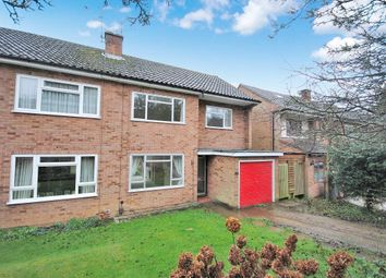 Thumbnail 3 bed semi-detached house to rent in Proctors Way, Bishop`S Stortford, Hertfordshire