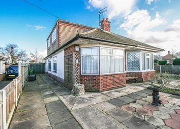 2 bed semi-detached bungalow for sale in Spencer Avenue, Gorleston, Great Yarmouth NR31