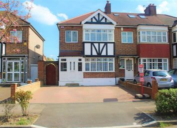 Thumbnail 3 bed semi-detached house to rent in Brackley Square, Woodford Green, Essex