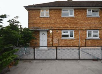 Thumbnail 3 bed maisonette for sale in The Crossway, Luton