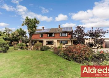 Thumbnail 4 bed detached house for sale in Waxham, Norwich