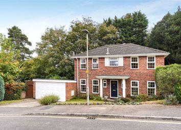Thumbnail 4 bed detached house for sale in Beech Glen, Bracknell, Berkshire