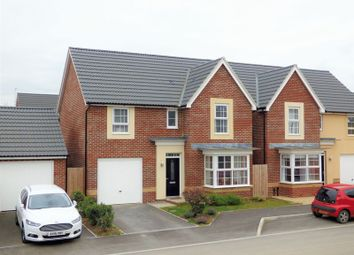 Thumbnail 4 bed detached house for sale in Foxwhelp Way, Quedgeley, Gloucester