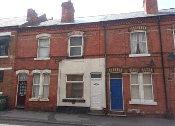 Thumbnail 3 bed terraced house for sale in Forster Street, Nottingham, Nottinghamshire