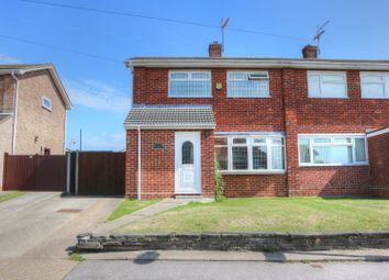 Thumbnail 3 bedroom semi-detached house for sale in Gloucester Avenue, Lowestoft