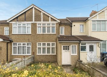 Thumbnail 2 bed terraced house for sale in Ashby Avenue, Chessington