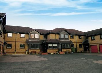 Thumbnail 2 bed flat for sale in Banchory Road, Wishaw