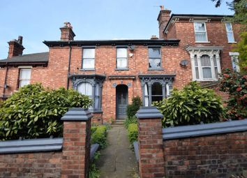 Thumbnail 4 bed terraced house for sale in North Parade, Lincoln