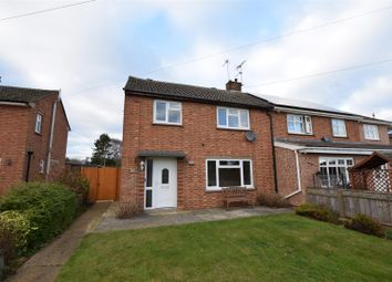 Thumbnail 3 bed semi-detached house to rent in Burley Road, Oakham