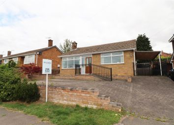 Thumbnail 2 bed detached bungalow to rent in Ridgedale Road, Bolsover, Chesterfield