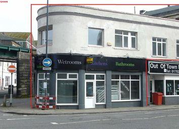 Thumbnail Retail premises for sale in Market Street, Stoke-On-Trent, Staffordshire