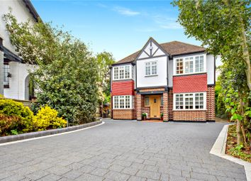 Thumbnail 5 bed detached house for sale in Arcadian Avenue, Bexley, Kent