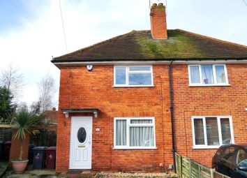 Thumbnail 2 bed semi-detached house to rent in Merrivale Gardens, Reading