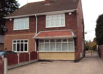 Thumbnail 2 bed semi-detached house to rent in Elmton Road, Creswell, Worksop