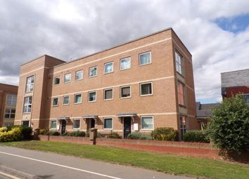 Thumbnail 2 bed flat for sale in Timken Way South, Duston, Northampton, Northamptonshire