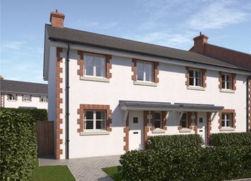 Thumbnail 2 bed end terrace house for sale in Ash Green, West Bourton Road, Bourton, Gillingham