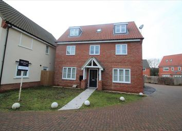 Thumbnail 5 bed detached house for sale in The Copse, Martlesham, Woodbridge