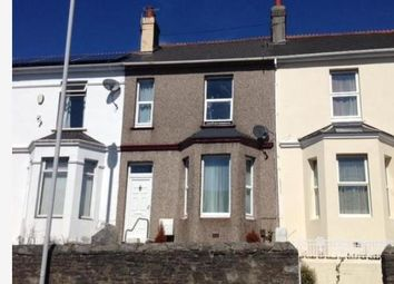 Thumbnail 3 bed property to rent in Old Laira Road, Laira, Plymouth