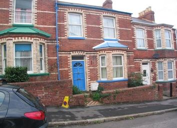 Thumbnail 2 bed property to rent in Elton Road, Exeter