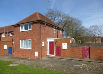 Thumbnail 2 bedroom end terrace house for sale in Venning Road, Arborfield, Reading