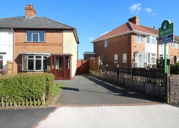 Thumbnail 3 bed semi-detached house to rent in Rise Avenue, Rednal, Birmingham
