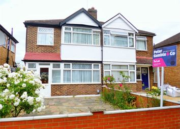 Thumbnail 6 bed end terrace house to rent in Bilton Road, Perivale, Greenford, Greater London