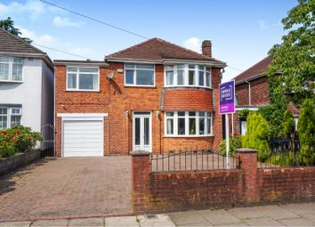 Thumbnail 4 bedroom detached house for sale in Kirkway, Manchester