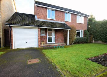 Thumbnail 4 bed detached house to rent in Kaywood Close, Langley, Slough